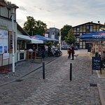 Dicht am Hafen und der Altstadt