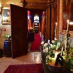 Belleek Castle reception area