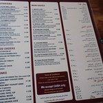 Patogh menu