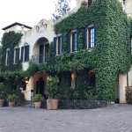 Tuscany...no wait! It's the Kenwood Inn and Spa in Sonoma. Perfection!