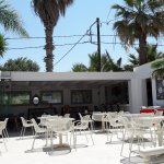 terras en bar/restaurant