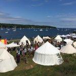 Exhibits at Maine Celtic Festival