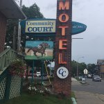 Saratoga Community Court Motel Foto