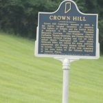 Crown Hill Cemetery is the 4th largest cemetery in the US, founded in 1863!