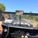 Driving in '83. Land Rover through Lisbon region to Sintra, Cabo da Roca and Atlantic beaches.