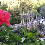 Quinta da Regaleira palace. Amazin place to explore (about 1,5 hours). Entrance 6 Eur.