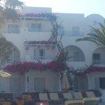 Santorini Kastelli Resort Photo