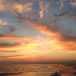 Sunsets at Kiosco...