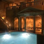 Jacuzzi and therapy pool