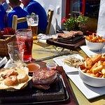 30 euro steak dinner