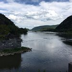 View from the Potomac and Shenandoah River confluence