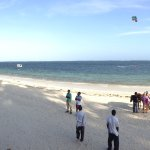 Bamburi Beach Panorama