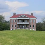 Front of Drayton Hall