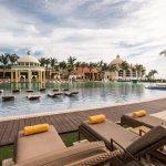 Área de Piscina - IBEROSTAR GRAND HOTEL PARAÍSO - Riviera Maya