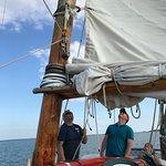 Skipjack -Rebecca T. Ruark Charter Foto