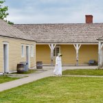 Fort George National Historic Site of Canada Foto