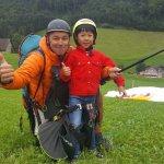 Photo of Paragliding Luzern