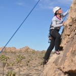 Joshua Tree is one of the best places in America to learn rock climbing.