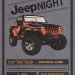 jeep night every 3rd tuesday at mojo's 40