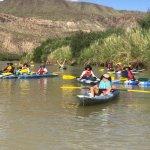 Great kayak trip down the scenic Rio Grande!