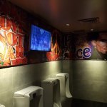 Nice vew in the mens toilet ;-)