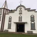 Igreja de São José da Boa Vista - fachada principal