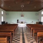 Igreja de São José da Boa Vista - o interior