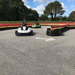 Moment de plaisir pour tous les âges au Kart 56