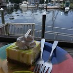 Came back for the Key Lime Pie and it was everything I had hoped. Delicious in house recipe.