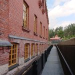 Photo of World Heritage Site  - Verla Groundwood and Board Mill