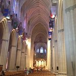 Interior of National Cathedral