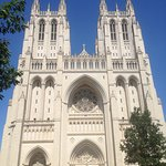 Exterior of National Cathedral