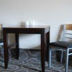 Single Standard Room Eating/Sitting area