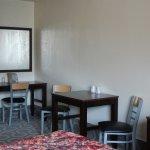 Single Standard Room common space