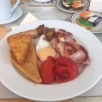 Gorgeous breakfast from The Cisy Corner
