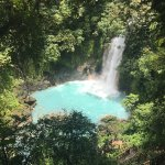 Foto de Rio Celeste Backpackers