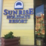 Photo de SUNRISE Holidays Resort