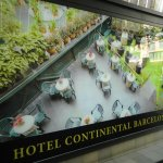 A poster of Hotel Continental