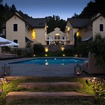 Farmhouse Inn pool