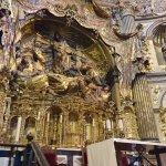 Interior Capilla del Salvador Ubeda