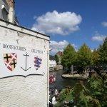 Boottochten Brugge Foto