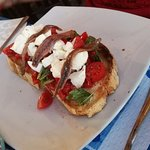 Bruschetta ischitana