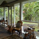 Screened in comfort, Jungle Feeling