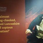 Amusing description of Arkwright!