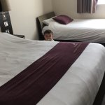 Photo de Premier Inn Chester Central North Hotel