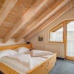 Schlafzimmer Dach-Appartment