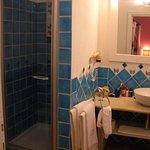 bathroom of suite No. 55
