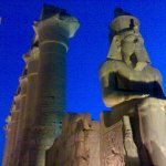 Luxor Temple in Egypt, one of the great oldest temples in Egypt, 3500 years old!