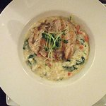 1910 Grille Chicken Risotto