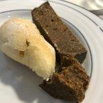 Dark bread called Broa do Avintes